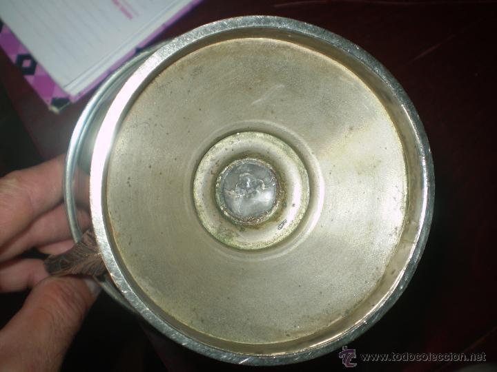 Antigüedades: AZUCARERO PLATA MENESES - Foto 8 - 45934516