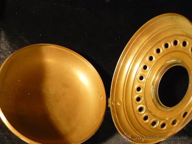 Antigüedades: BRASERO CALIENTACAMAS - Foto 7 - 45937008