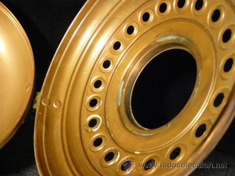 Antigüedades: BRASERO CALIENTACAMAS - Foto 8 - 45937008