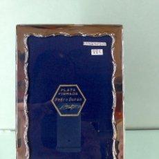 Antigüedades: MARCO PEDRO DURAN PLATA DE LEY. Lote 45948744