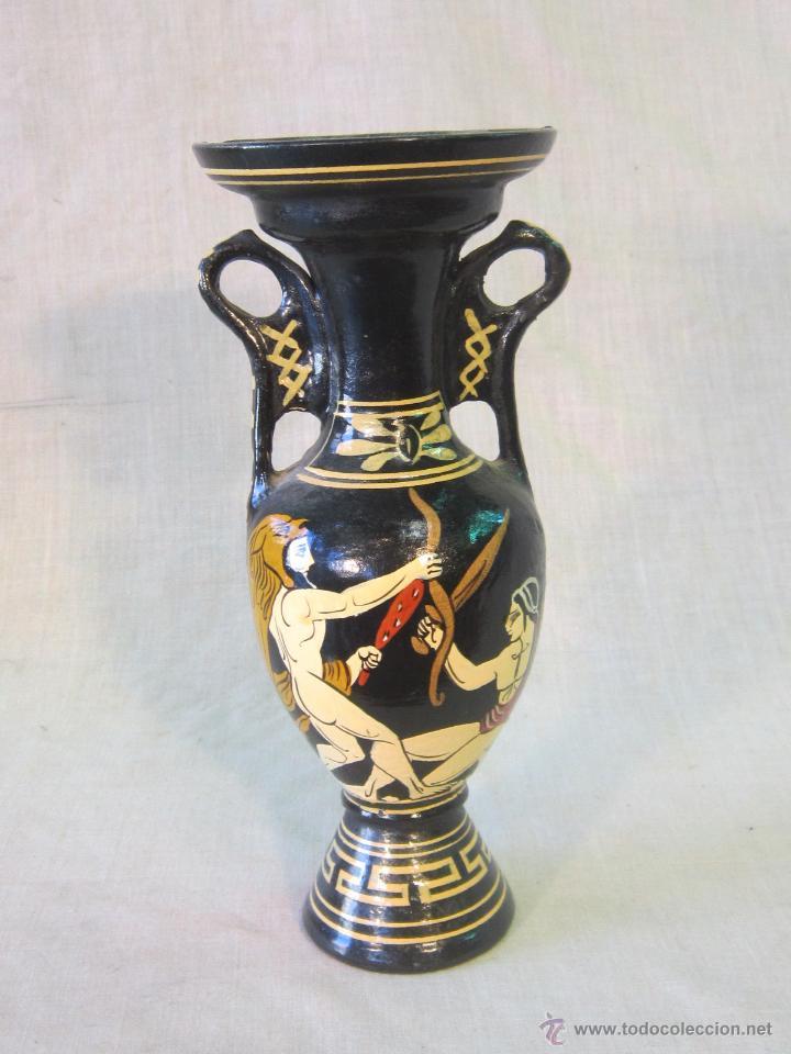 Jarron griego de ceramica comprar jarrones antiguos en - Jarrones de ceramica ...