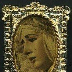 Antigüedades: Nº20 MEDALLA ORO DE LA SEMANA SANTA DE JEREZ ( VIRGEN MARIA SANTISIMA DE LA ENCARNACION ) . Lote 146253632