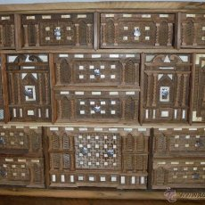 Antigüedades: BARGUEÑO SALMANTINO DEL S XVII.. Lote 45993333