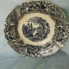 Antigüedades: ANTIGUO PLATO HONDO DE PICKMAN. Lote 46002584