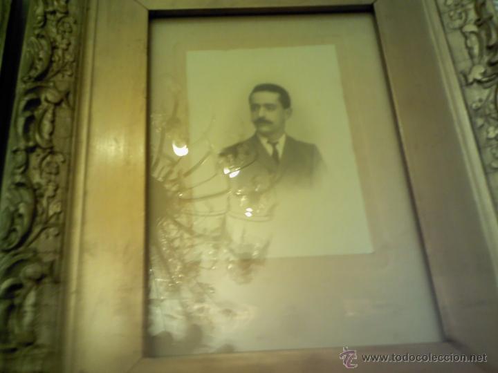 Antigüedades: MARCOS CON FOTO MUY ANTIGUOS - Foto 3 - 46007164