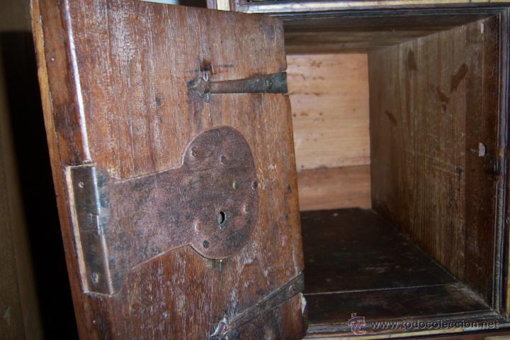Antigüedades: Bargueño salmantino del S XVII. - Foto 6 - 46019004