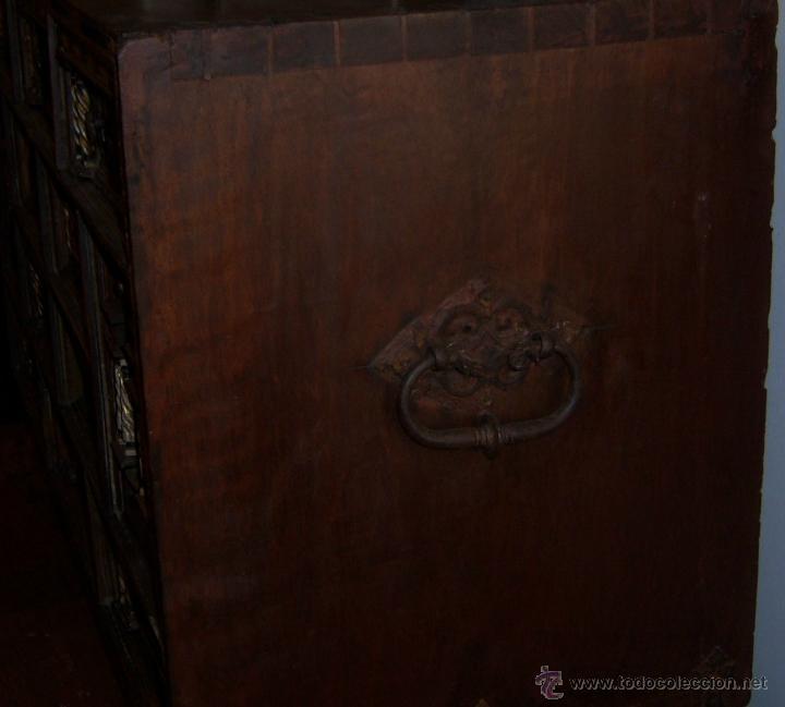 Antigüedades: Bargueño salmantino del S XVII. - Foto 10 - 46019004