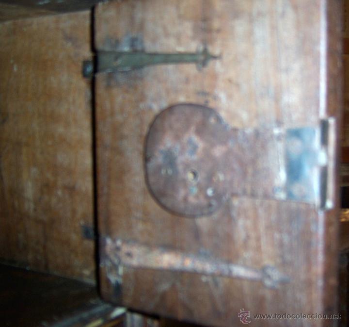 Antigüedades: Bargueño salmantino del S XVII. - Foto 17 - 46019004