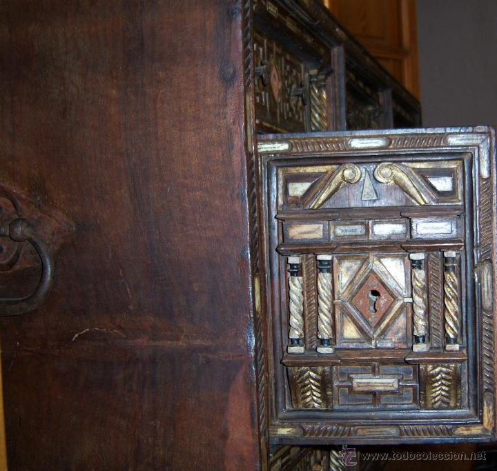 Antigüedades: Bargueño salmantino del S XVII. - Foto 22 - 46019004