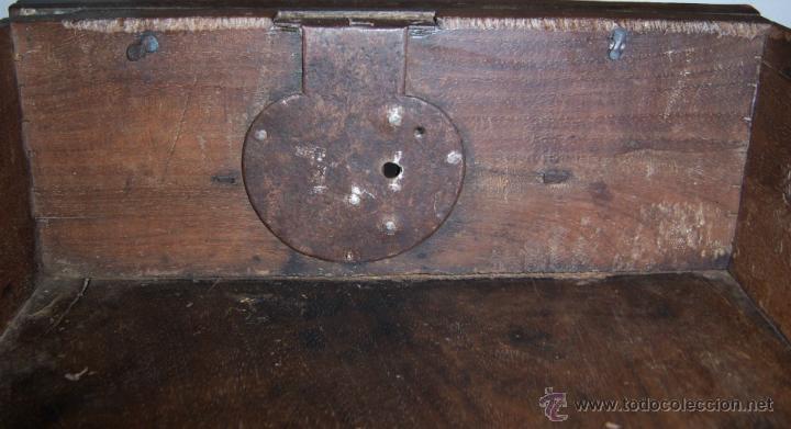 Antigüedades: Bargueño salmantino del S XVII. - Foto 25 - 46019004