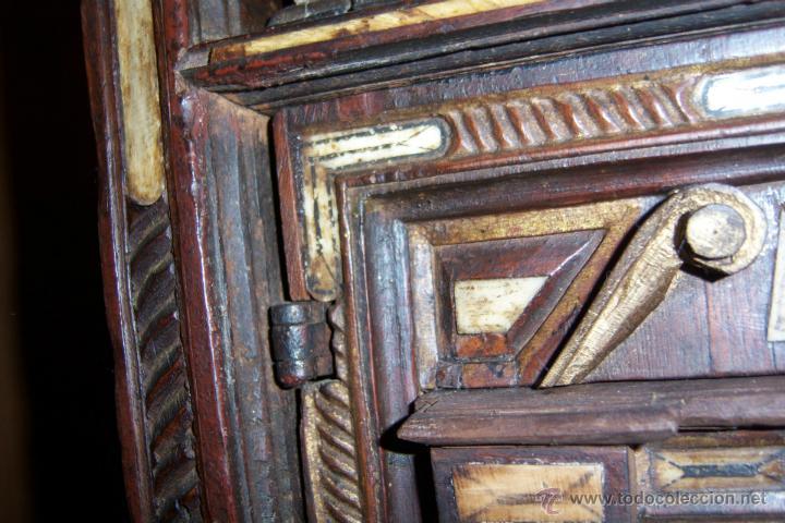 Antigüedades: Bargueño salmantino del S XVII. - Foto 31 - 46019004