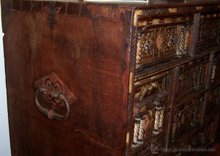 Antigüedades: Bargueño salmantino del S XVII. - Foto 33 - 46019004