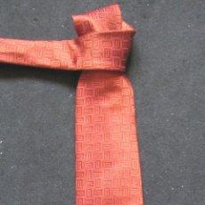 Antigüedades: CORBATA DE SEDA NATURAL DE ALEJANDRO MODA.. Lote 46033393