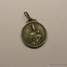Antigüedades: MEDALLA RELIGIOSA DE LA VIRGEN DEL CARMEN.. Lote 218556185