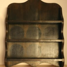 Antiguo mueble platero de madera tipico para co comprar for Mueble platero