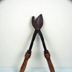 Antigüedades: TIEJERAS DE PODAR Nº 1. Lote 46052496
