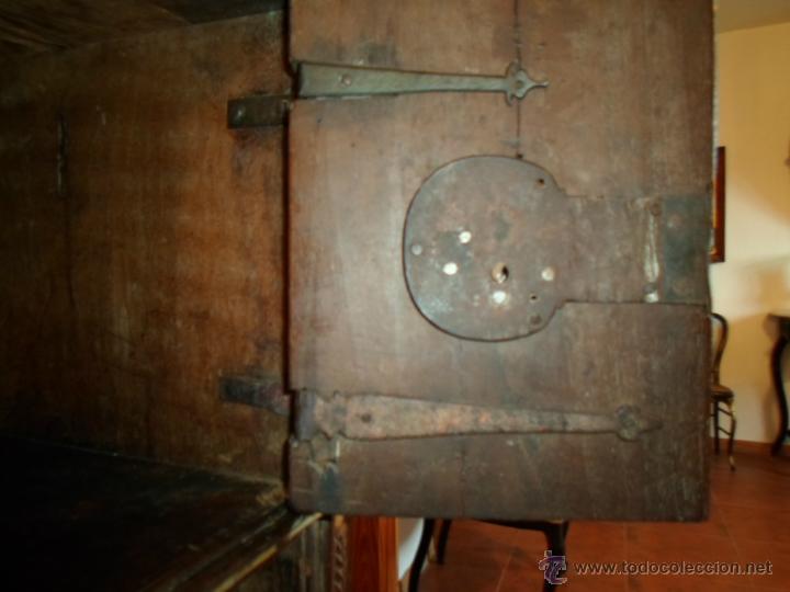Antigüedades: Bargueño salmantino del S XVII. - Foto 37 - 46019004