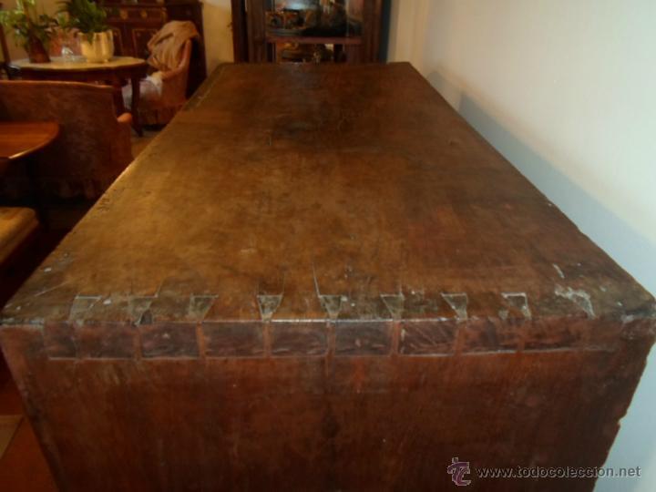 Antigüedades: Bargueño salmantino del S XVII. - Foto 38 - 46019004