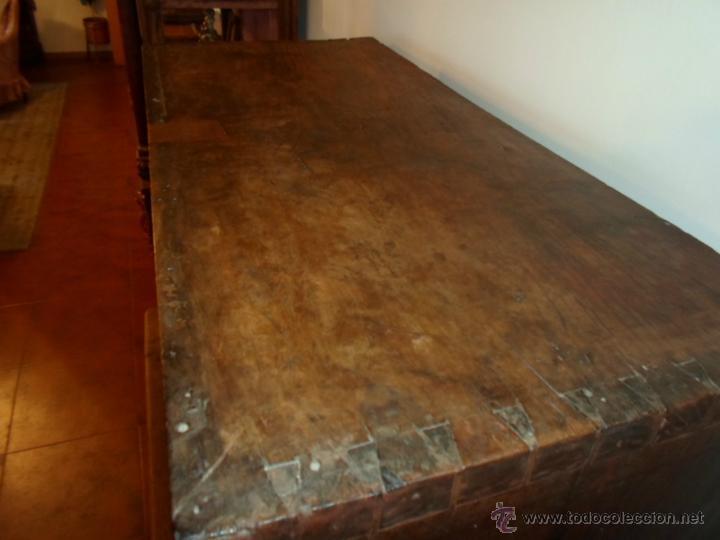 Antigüedades: Bargueño salmantino del S XVII. - Foto 39 - 46019004