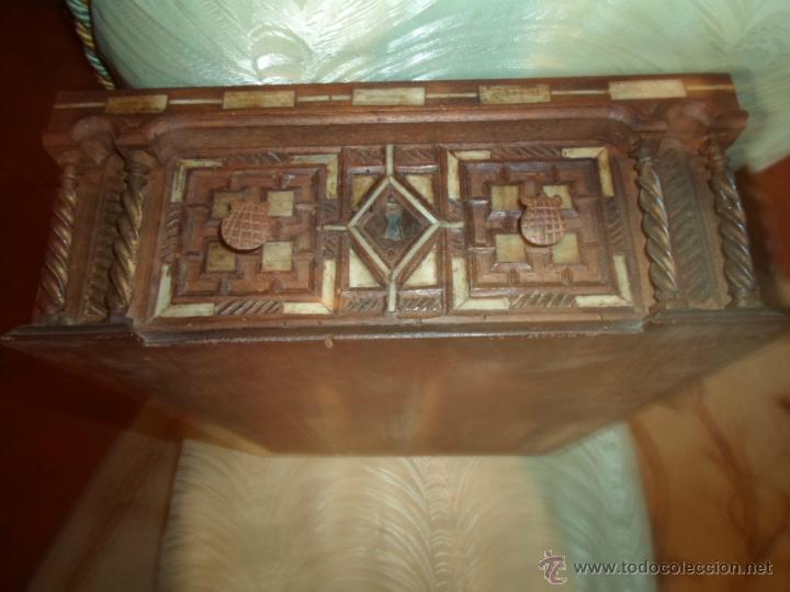 Antigüedades: Bargueño salmantino del S XVII. - Foto 44 - 46019004