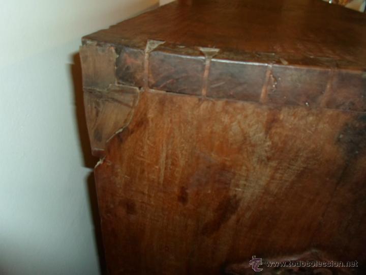 Antigüedades: Bargueño salmantino del S XVII. - Foto 49 - 46019004