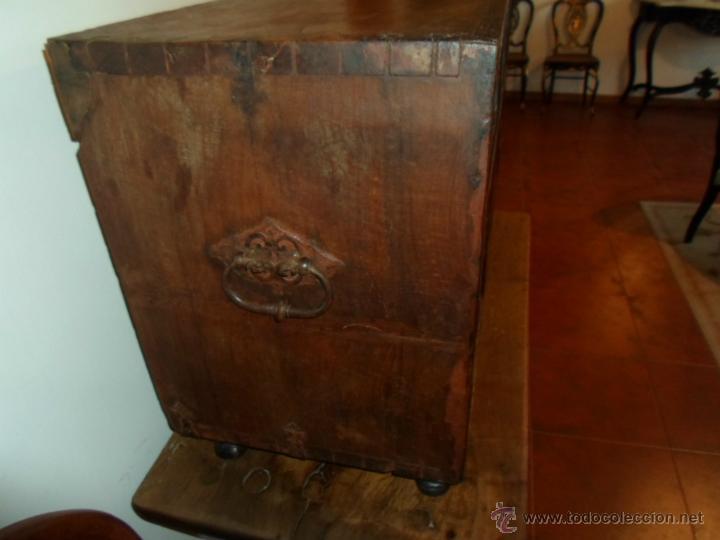 Antigüedades: Bargueño salmantino del S XVII. - Foto 50 - 46019004
