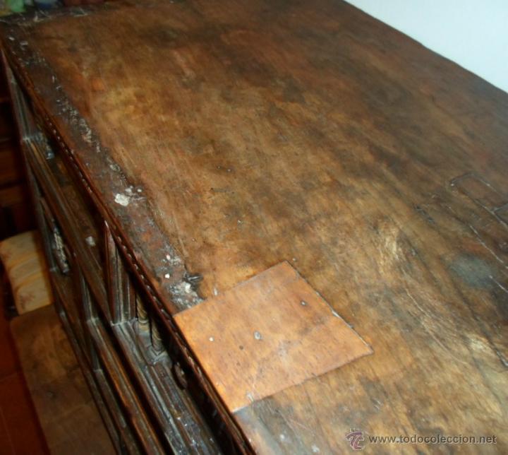 Antigüedades: Bargueño salmantino del S XVII. - Foto 54 - 46019004