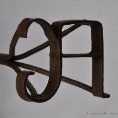 Antigüedades: HIERRO DE MARCAR GANADO AC. Lote 46122301