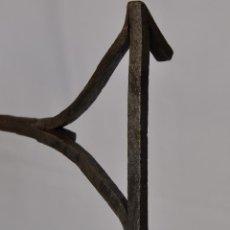Antigüedades: HIERRO DE MARCAR GANADO CON EL Nº 1. Lote 46122406