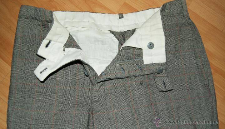 Antigüedades: Vista de la cintura del pantalón. - Foto 2 - 46133736