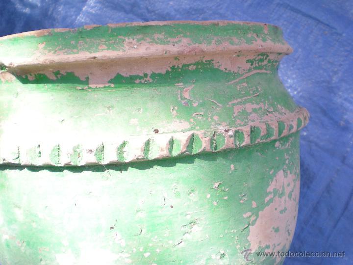 Antigüedades: PRECIOSO MACETERO EN TERRACOTA ROMANO MUY ANTIGUO BUEN ESTADO - Foto 4 - 46141375
