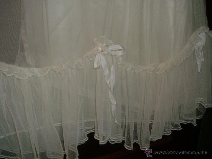 Antigüedades: Vestido de comunión - Foto 3 - 46170836