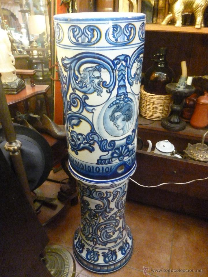 AGUAMANIL DE CERÁMICA (Antigüedades - Porcelanas y Cerámicas - Otras)