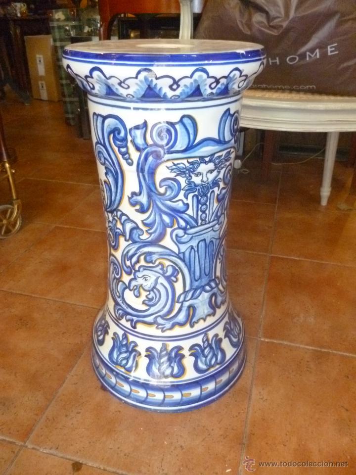 Antigüedades: AGUAMANIL DE CERÁMICA - Foto 3 - 46172352