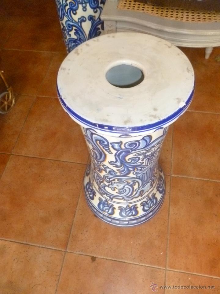 Antigüedades: AGUAMANIL DE CERÁMICA - Foto 4 - 46172352
