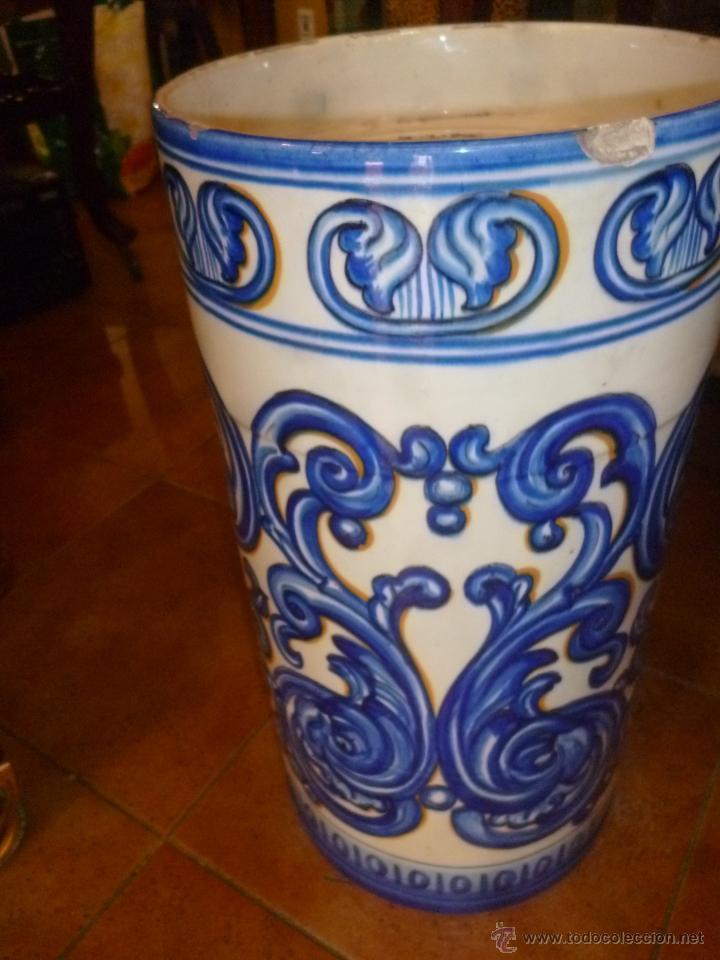 Antigüedades: AGUAMANIL DE CERÁMICA - Foto 6 - 46172352
