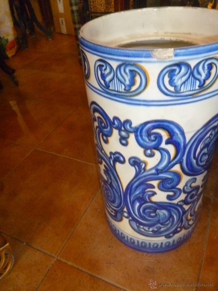 Antigüedades: AGUAMANIL DE CERÁMICA - Foto 8 - 46172352