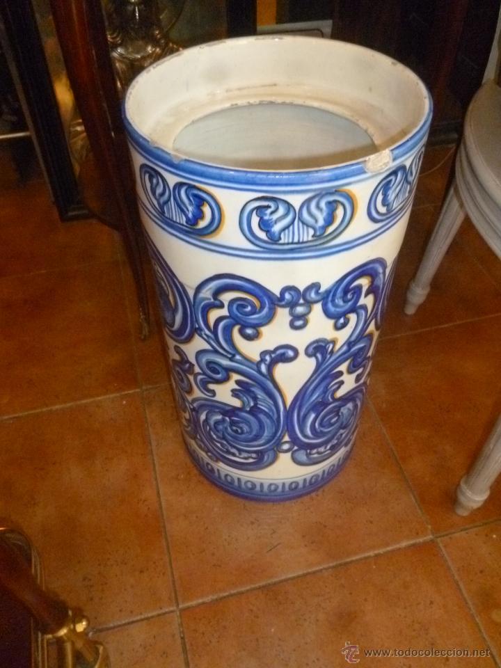 Antigüedades: AGUAMANIL DE CERÁMICA - Foto 9 - 46172352