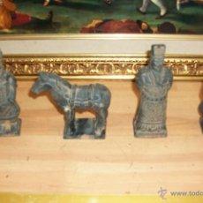 Antigüedades: ANTIGUAS FIGURAS CHINAS. Lote 46178272