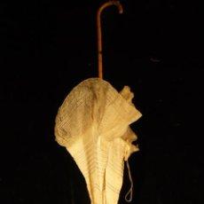 Antigüedades: MAGNIFICA SOMBRILLA SIGLO XIX. Lote 46200201
