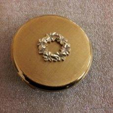 Antigüedades: PRECIOSA POLVERA STRATTON MADE IN ENGLAND. Lote 46207072