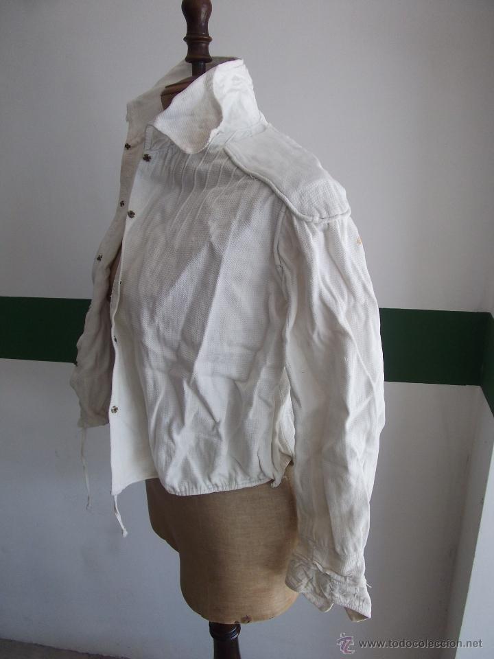 A Siglo Chaqueta Camisa Xix Moda Comprar Mujer Hecha Antigua xztYwWq5z