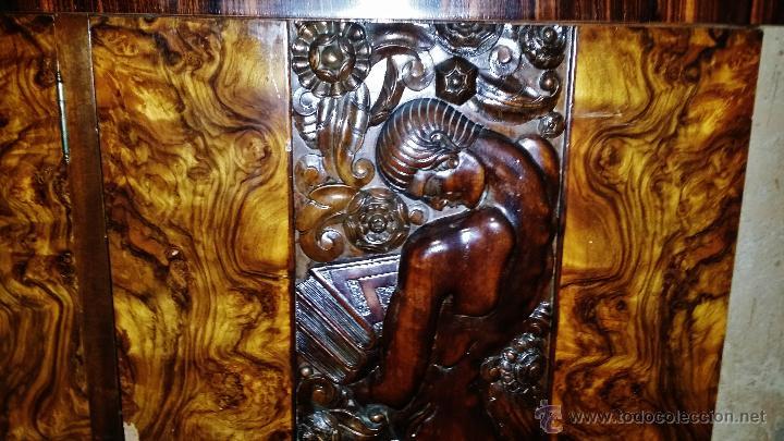 Antigüedades: SENSACIONAL DESPACHO ART-DECO - Foto 2 - 46229406