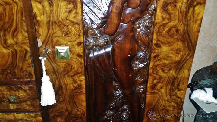 Antigüedades: SENSACIONAL DESPACHO ART-DECO - Foto 3 - 46229406
