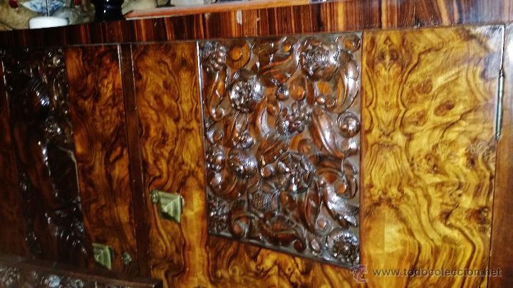 Antigüedades: SENSACIONAL DESPACHO ART-DECO - Foto 4 - 46229406