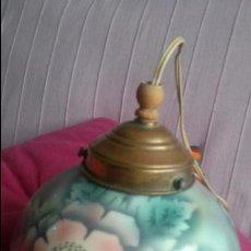 Antigüedades: LAMPARITA DE TECHO. Lote 103631544