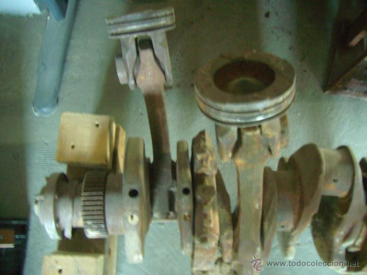 Antigüedades: CONJUNTO BIELAS CIGUEÑAL CAMION MACK BARRACAS - Foto 2 - 46169048