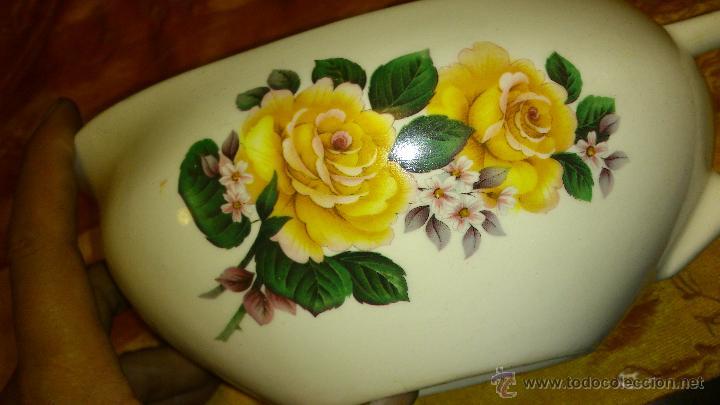Antigüedades: Antigua salsera de porcelana . F S. Nº 29. 303 - Foto 5 - 46363318