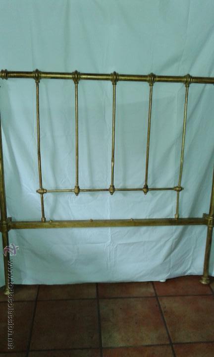 Cabecero de forja antiguo comprar camas antiguas en - Camas de forja antiguas ...