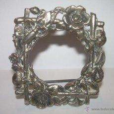 Antigüedades: ANTIGUO Y BONITO MARQUITO CALADO.. Lote 46371761
